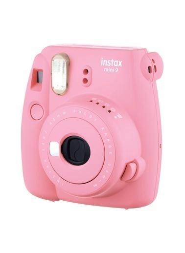Fujifilm Instax Mini 9 Açık Pembe Fotoğraf Makinesi ve Hediye Seti Pembe